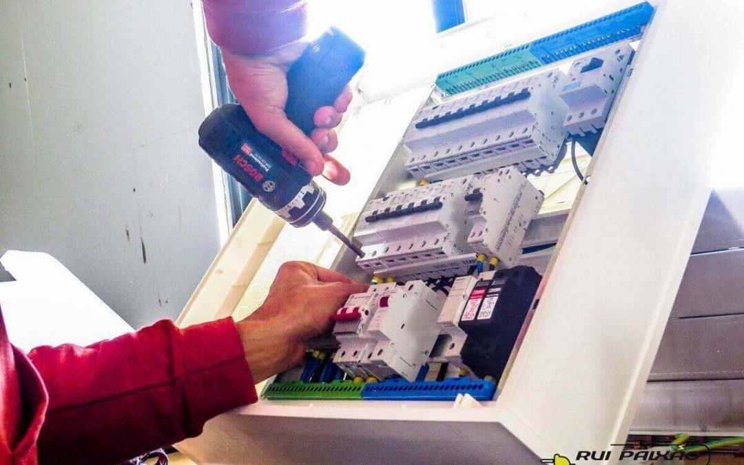 Eletricista Rui Paixão Sim! Outras Empresas De Eletricidade Não!