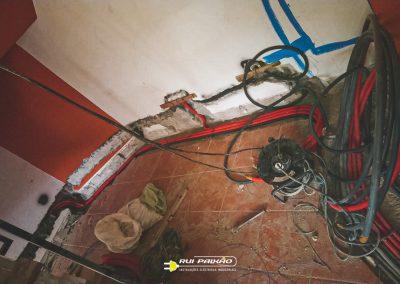 Renovação de Instalações Elétricas