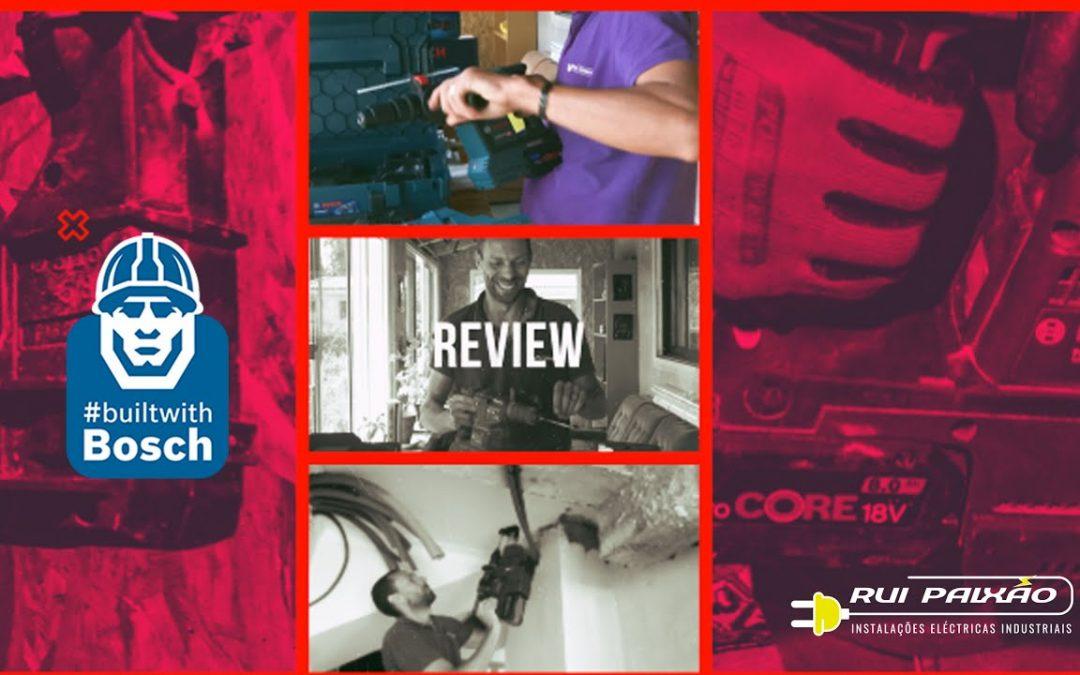 Review BuiltwithBosch [VÍDEO] | Berbequim sem fios BOSCH